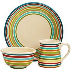 folk art mexican collection dinnerware - Buscar con Google