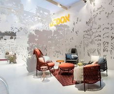 White Jungle Outdoor Furniture Decor by Dedon dedon patio furniture