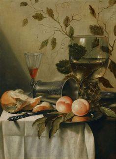 Desde el Renacimiento hasta nuestros días: Pieter Claesz (1597-1661)