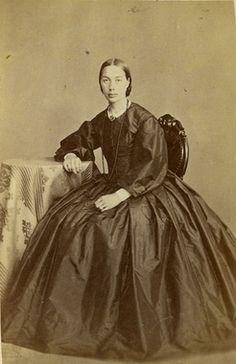 Sweden, 1860's. Bohusläns Museum, nr. UMFA53226:0073