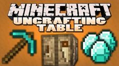 New post (Uncrafting Table Mod 1.7.10/1.7.2) has been published on Uncrafting Table Mod 1.7.10/1.7.2  -  Minecraft Resource Packs