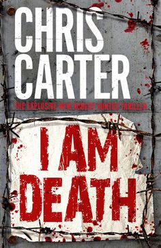 OTT violence doesn't make a book: a book review of I am Death, a shudder-inducing read. And not in a good way.