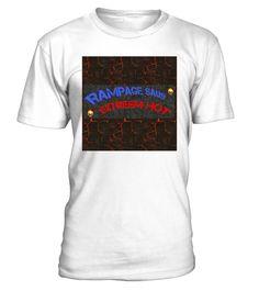 Rampage saus  #tshirtsfashion #tshirtwomen #tshirtmen #tshirtprinting