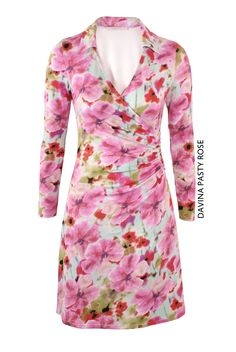 Davina Pasty Rose von KD Klaus Dilkrath #kdklausdilkrath #kd #dilkrath #kd12 #outfit #dress