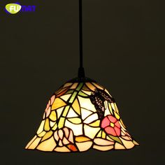 Reviews FUMAT Stained Glass Pendant Lamp European Style Glass Art Lightings For Living Room Kitchen Lamps Home Decor E27 Light Fixtrures ⚽ Now on sale FUMAT Stained Glass Pendant Lamp European Style Gl Offers  FUMAT Stained Glass Pendant Lamp European Style Glass Art Lightings Fo  More : http://shop.flowmaker.info/HDCyx    FUMAT Stained Glass Pendant Lamp European Style Glass Art Lightings For Living Room Kitchen Lamps Home Decor E27 Light FixtruresYour like FUMAT Stained Glass Pendant Lamp…