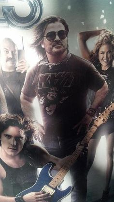 Rock of Ages billboard Rock Of Ages, Billboard, Kiss, Baby, Poster Wall, Baby Humor, Infant, Kisses, Babies