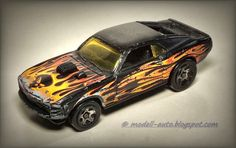Mein Blog über Modellautos: Mustang