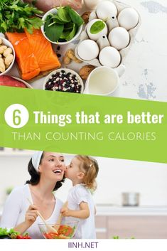 6 things that are more important than counting calories It's time to bury the world's most misleading measure.The problem, of course, is that this formula is grossly oversimplified; food is not simply calories but information. This information is used to influence multiple biological pathways. Calorie for calorie, different foods influence the pathways in different ways which in the long term also controls our weight. Learn more!