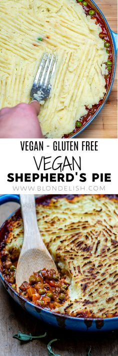 This easy vegan shepherds pie recipe is the perfect main course for fancy holiday dinners and weeknight meals alike. You can also make it ahead or in an Instant Pot for maximum convenience. Its rich and savory healthy and full of wonderful winter flavors Pie Recipes, Veggie Recipes, Vegetarian Recipes, Vegan Meals, Easy Recipes, Instant Pot, Vegetarian Shepherds Pie, Keto Birthday Cake, Koken