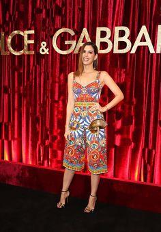 Camila Coutinho do Garotas Estúpidas Look: Dolce&Gabbana Clutch: Isla Brincos: Amsterdam Sauer
