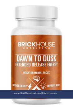 Bring more energy to your day without the crash that other caffeine supplements have. Dawn to Dusk stimulates your brain, body, and cells with slow-release energy throughout the entire day. Dawn to Dusk isn't your average energy supplement. The physician-formulated blend of ingredients combines Infinergy and TeaCrine to create caffeine that's delivered in capsule form. #multivitamin #menshealth #Healthandfitness #healthandwellness #exercise #workout #supplement #affiliate Whole Food Multivitamin, Health And Wellness, Health Fitness, Vitamins For Energy, Energy Supplements, Stress And Anxiety, Build Muscle, Caffeine, Dusk