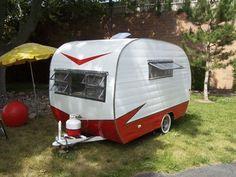 cute camping trailers - Google Search