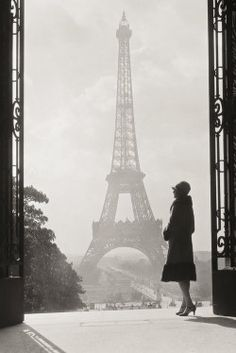 France en Noir et Blanc Paris, 1928