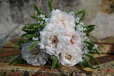 Little white Pet + Verbena hastata Verbena, Little White, Floral Wreath, Planters, Wreaths, Garden, Flowers, Vegetables Garden, Square Foot Gardening