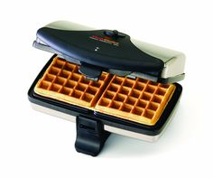 Chef's Choice 852 Classic Wafflepro 2 Square Waffle Maker * Read more reviews of the product by visiting the link on the image.