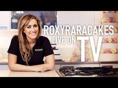 Manoto Channel | Mini Handbag Cakes | Baking With RoxyRara