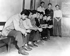 1942 Zoot Suit riots