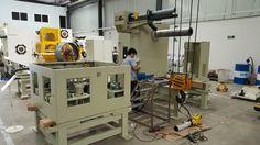 Decoiler Straightener Feeder #precisionmetalproducts #sheetmetalproducts #sheetmetalworkers #sheetmetalfabrication #sheetmetal #precisionstamping #automotiveparts