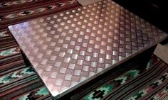 Picture of The Treadplate Coffee Table