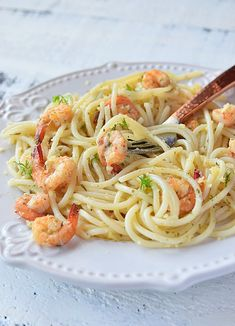 Delicious Shrimp Scampi Recipe in under 30 mins - just like from Red Lobster! Easy recipe of scampi with olive oilspices and lots of Parmesan to make quick dinner. Delicious Shrimp Scampi Recipe, Shrimp Recipes For Dinner, Best Pasta Recipes, Shrimp Recipes Easy, Seafood Dinner, Seafood Recipes, Cooking Recipes, Dinner Menu, Seafood Pasta