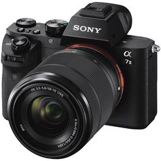 Sony Alpha a7 II Mirrorless Digital Camera with FE 28-70mm