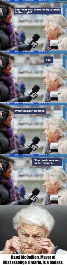 Funny Pictures - Canadians are tough - www.funny-pictures-blog.com