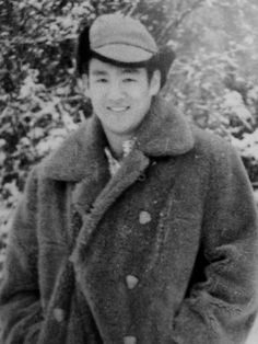 Bruce Lee in the early years