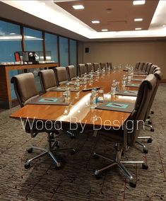 Polished Table has smartened up it's act Conference Room, Table, Furniture, Design, Home Decor, Decoration Home, Room Decor, Meeting Rooms, Tables