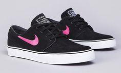 "Nike SB Zoom Stefan Janoski ""Pink Foil"""