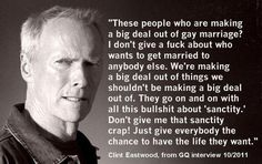 "Twitter / richardroeper: ""I'm Clint F------ Eastwood"