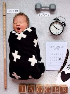 Love this baby photography!