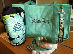 Bring a Bottle, Pet Leash Keep it Caddy, Key Fob Taking the dog for a walk, Thirty-One style!!