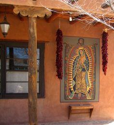 nuestra Señora de los Milagros, Los Cerrillos, Nuevo México.