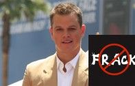 "Matt Damon, actor and advocate for clean water, will star in the new anti-fracking film ""Promised Land."""