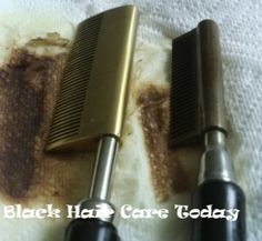 Best Electric Pressing Comb For Natural Hair
