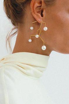 Anissa Kermiche x Rejina Pyo Earrings