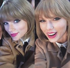 She looks so beautiful in every selfie she takes! :')