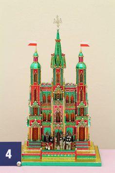 Andrzej Wróbel, III prize in Small Christmas Crib Competition, photo by Andrzej Janikowski - photo 9