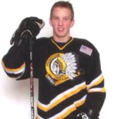 Before Justin Abdelkader was a Detroit Red Wing he was a Muskegon Chief.