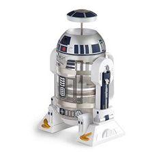 Star Wars R2-D2 Coffee Press | ThinkGeek
