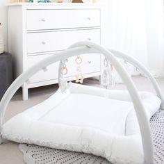 ♡ Activity Mat - Gingham. Pre-order  July ♡ Activity Mat, Sensory Toys, Gingham, Toddler Bed, Comfy, Flooring, Activities, Furniture, Design