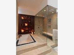 Luxurious Showers - Home and Garden Design Idea's
