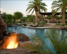 International TV Sensation (HGTV, Travel Channel)   Tropical   Pool    Phoenix   Red Rock Pools And Spas And Red Rock Contractors
