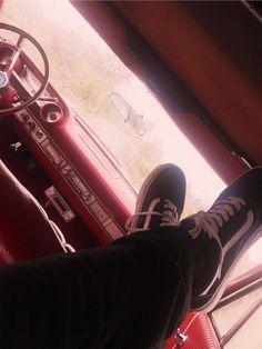 Vans old skool   |    Car