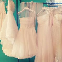 Pretty #wedding dresses by Nadia Manzato Wedding Couture