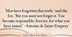 Antoine de Saint-Exupery Quotes About Truth - 70844