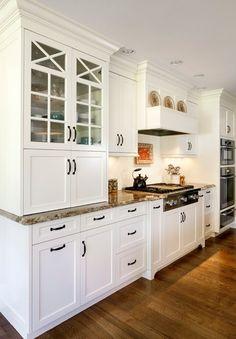 Custom home Groton MA - traditional - kitchen cabinets - boston - Platt Builders