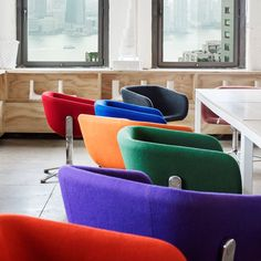 Big Architects, Lounge, Decoration, Furniture Design, Upholstery, New York, Halle, Chair, Case Study