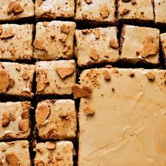 Piparimokkapalat | Leivonta, Makea leivonta | Soppa365 Baking Recipes, Cake Recipes, Dessert Recipes, Cute Desserts, Slow Food, Sweet Cakes, Bread Baking, Let Them Eat Cake, Sweet Recipes