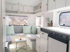 Image result for modern caravan renovation ideas home